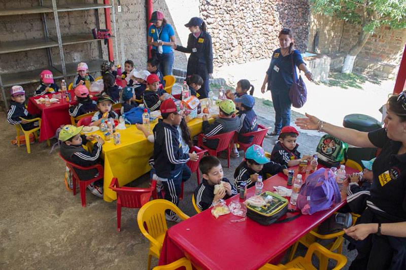 visita de los preescolares a la granja did u00e1ctica  u0026quot t u00edo pepe u0026quot