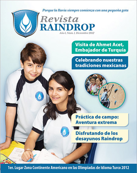 Revista Raindrop No. 1
