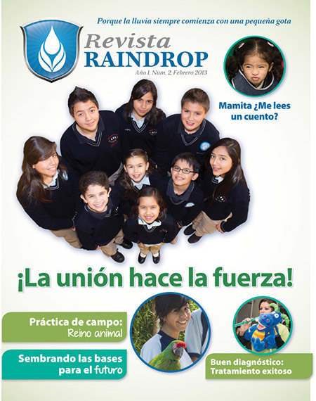 Revista Raindrop No. 2