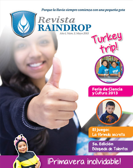 Revista Raindrop No. 3