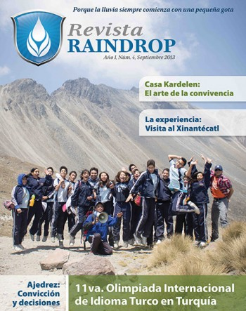Revista Raindrop No. 4