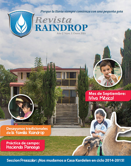 Revista Raindrop No. 5