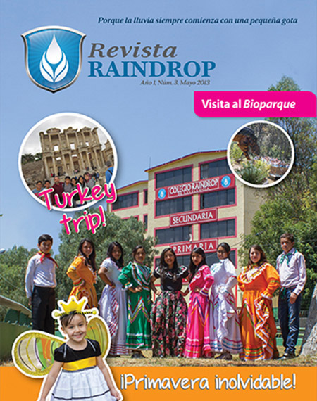 Revista Raindrop No. 6